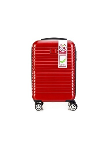 Cabani Valiz Kırmızı